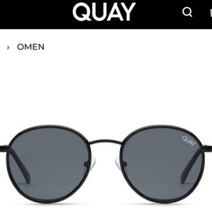 New Quay Omen Rounded Aviators